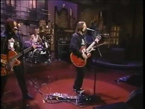 Matthew Sweet - Sick of Myself - CBS Late Show '95