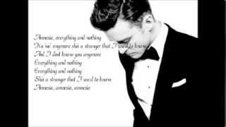 Justin Timberlake Amnesia Lyrics HQ (The 20/20 Experience Part 2)