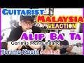 ALIP_BA_TA GERIMIS MENGUNDANG Slam Cover | REACTION GUITARIST MALAYSIA | ANDY IRWANDY
