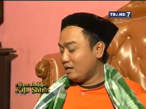 Azis Gagap Numpang Sahur Di Rumah Pak Ogah 8 Juli 2015