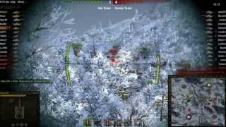 World of tanks Gameplay #6 M7 grind and Type 59 carry (no commentary)
