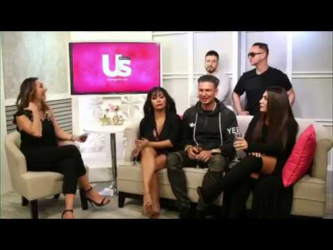 Jersey Shore : Family Vacation sits down with Us Weekly!