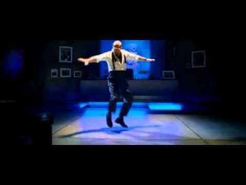 Tropic Thunder- Get back Tom cruise dance