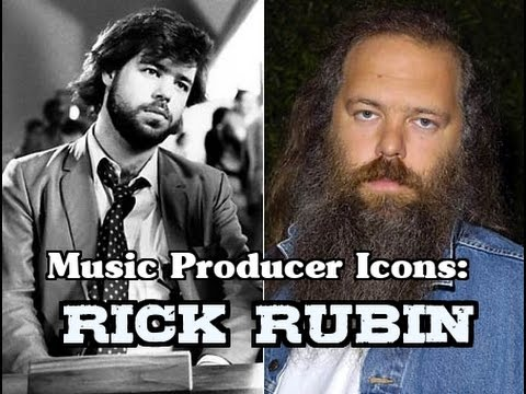 Music Producer Icons: Rick Rubin