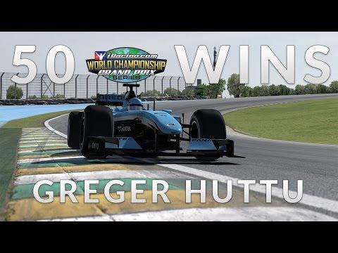 Greger Huttu: the World's Greatest Sim Racer