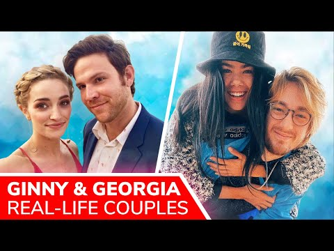 GINNY & GEORGIA Cast Real-Life Couples & Real Age: Brianne Howey, Antonia Gentry, Felix Mallard