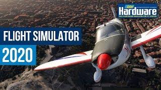 Microsoft Flight Simulator 2020 | So schön kann Fliegen sein | Preview | Gameplay-Grafik