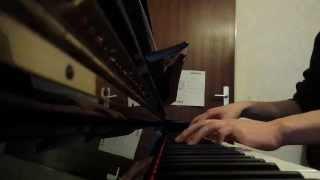 """Chi Mai - Ennio Morricone (""""Der Profi"""") - Piano"""
