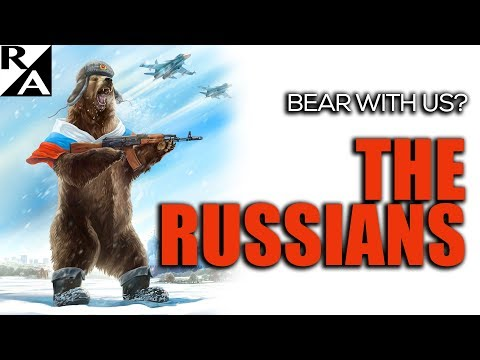 Bear With Us? The Russians