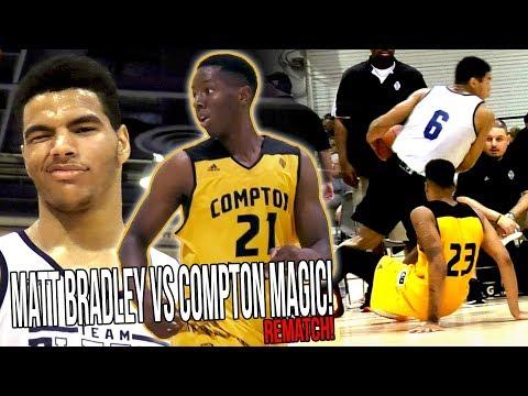 Matt Bradley Gets REMATCH vs Compton Magic! On a MISSION To Score on EVERYBODY!