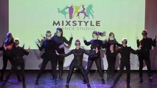 MIXSTYLE cтудия танцев в Киеве, научиться танцевать, обучение танцам