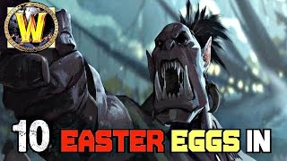 10 Epic Easter Eggs In World of Warcraft