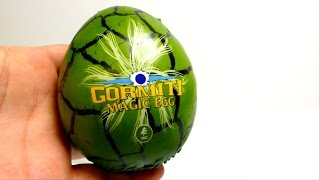 MAGIC Monster Toy Surprise Egg Gormiti