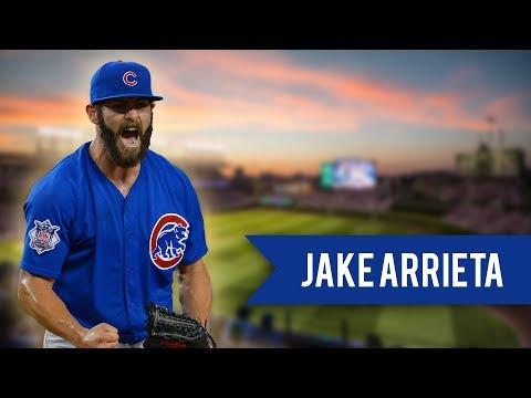 Jake Arrieta | Highlights of a Legend