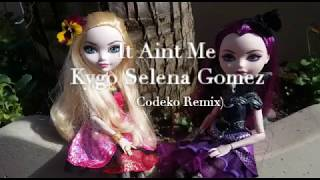 It Ain't Me - Kygo & Selena Gomez | Stop Motion EAH