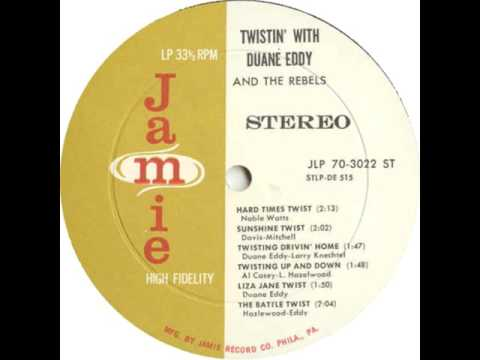 Twistin' with Duane Eddy (Full Album 1962)