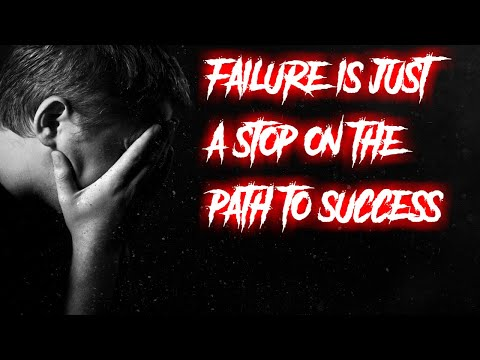 HOW TO DEAL WITH FAILURE MOTIVATION - Motivational Speech To Help You Never Give Up Hope