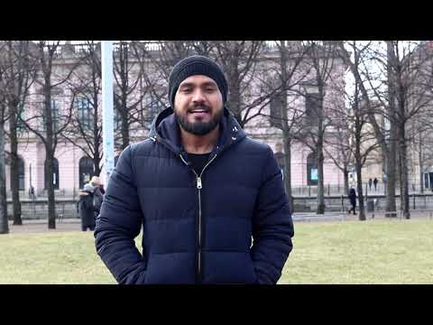 Indians in Germany - Life for an Indian in Berlin, Germany  Shreyas from India