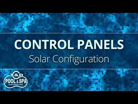 Control Panels - Solar Configuration