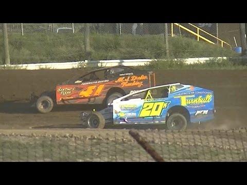 Sportsman Heat One | Genesee Speedway | 9-3-16