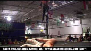 CLASH Wrestling: This Month In CLASH (October 2010)