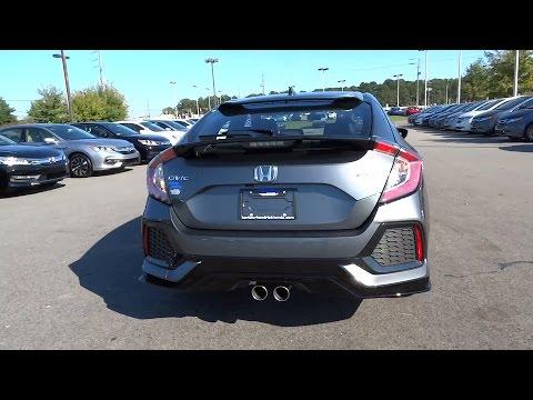2017 Honda Civic Hatchback Wilson, New Bern, Goldsboro, Greenville, Rocky Mount, NC BH21631