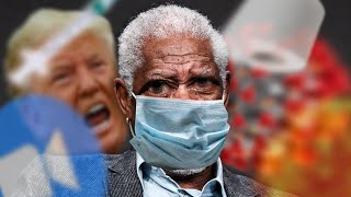 Morgan Freeman narrates ALL of 2020 in 6 minutes!