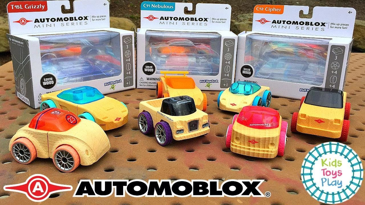 Automoblox Toy Cars Review
