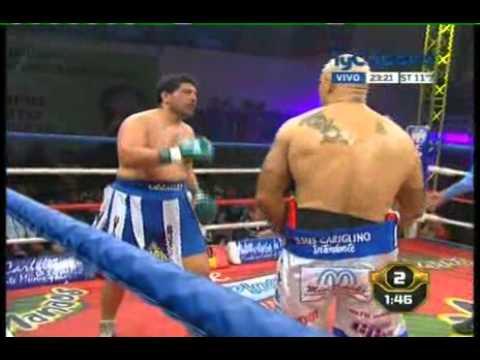 Hector AVILA vs Jose FARIAS - Full Fight - Pelea Completa