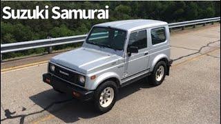 1987 Suzuki Samurai - Test Drive