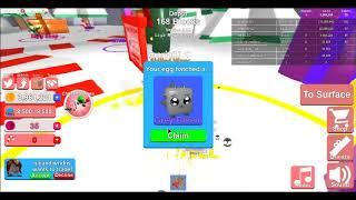 DID I SUCEED REALLY???? Roblox mining simulator (random mystery)