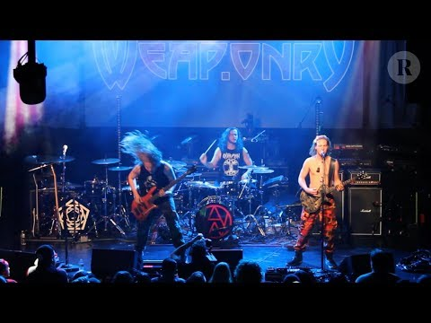 Alien Weaponry - Live from Irving Plaza NYC