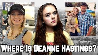 Where Is Deanne Hastings?