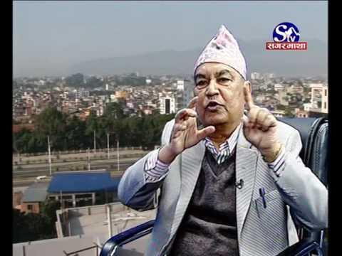 STV CHAT with Khum Bahadur Khadka