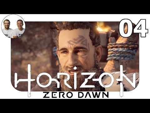 Horizon Zero Dawn  - KARST DER HÄNDLER - Lets Play - #4
