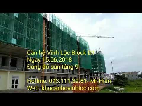 Căn hộ Vĩnh Lộc ngày 15.06.2018-Mr. HIÊN (093.111.3981_ Trưởng NKD Block D1)