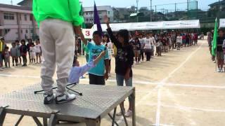 2011向洋新町町内運動会選手宣誓