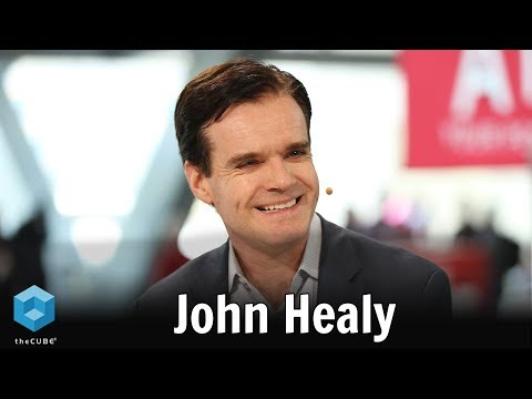 John Healy, Intel | Red Hat Summit 2019