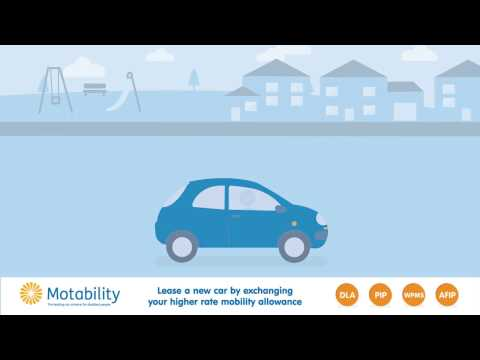 The Motability Scheme.Explained