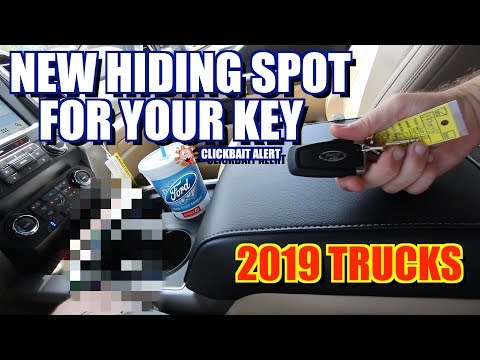Have you seen this New Hidden Feature? 2018-2019 Ford F-150 F-250 XLT, Lariat, King Ranch, Platinum