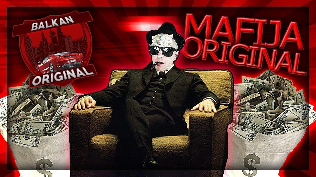 🔴OD DANAS SMO MAFIA!! BalkanOriginal | mire_mali_mire | #106