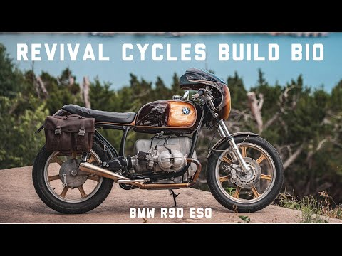 BMW R90Esq // Revival Cycles Build Bio