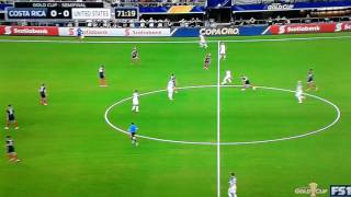 Jozy Altidore Goal Vs Costa Rica | 2017 Gold Cup Semifinal | July 22, 2017