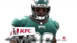 Madden NFL 10: KFC 200 Games a Day Giveaway