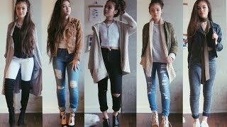 OOTW: January Casual Outfits
