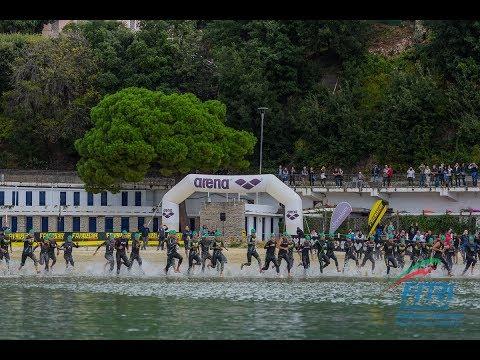 Tricolori Triathlon Olimpico di Lerici su Back - Rai Sport