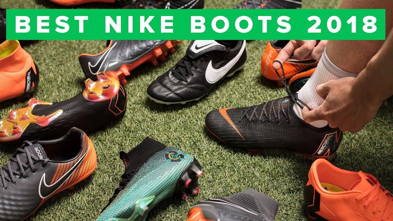 63a2137caac TOP 5 BEST NIKE FOOTBALL BOOTS