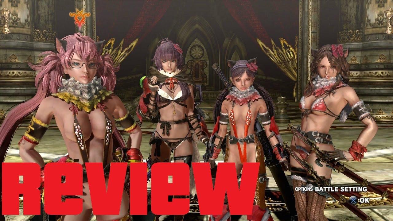 Onechanbara Z2 Chaos Review Youtube