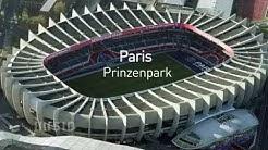 ► EM 2016 Stadien im Porträt ►Teil 1 ► Parc de Princes (Prinzenpark) Paris.