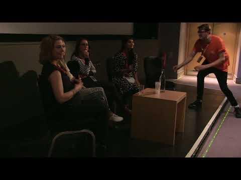 Even When I Fall - Post screening Q+A: Sheffield Doc/Fest 2017